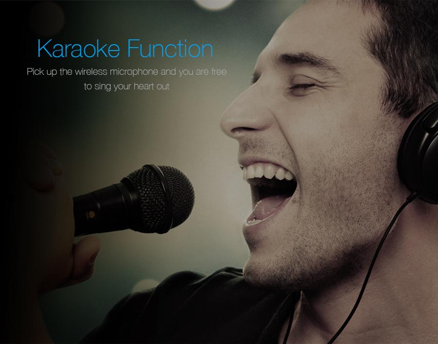 Karaoke Function
