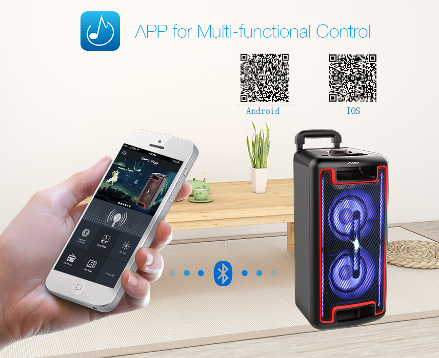 App for Multi-functional Control