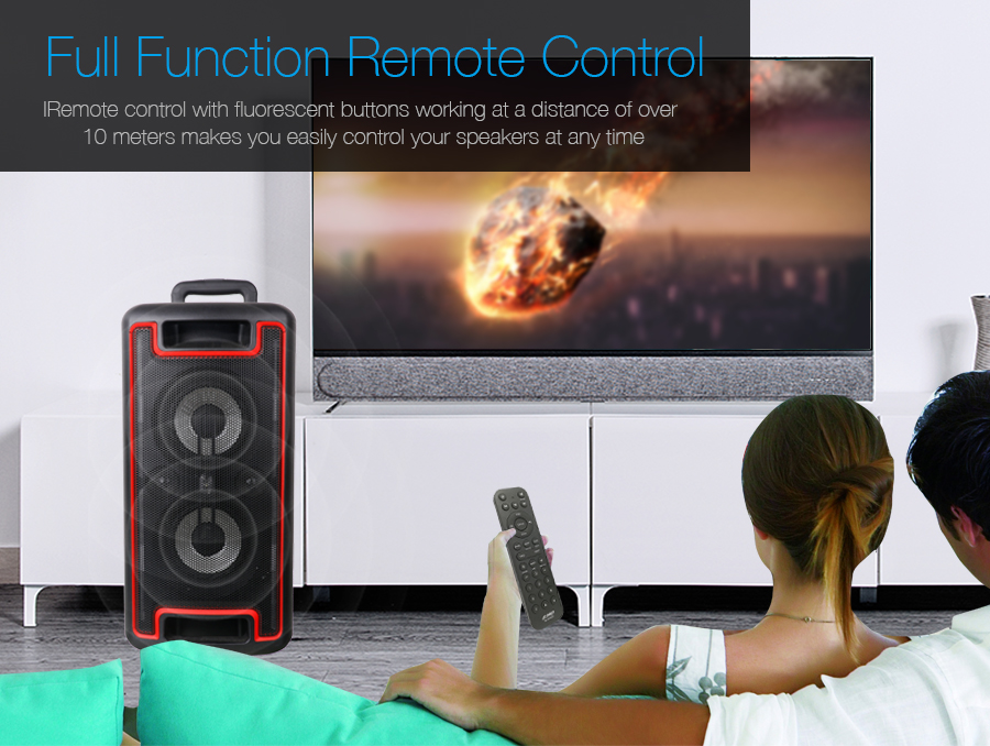 Full Function Remote Control