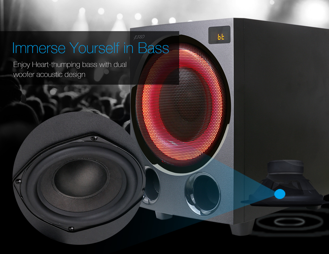 immerse Yourself in Bass