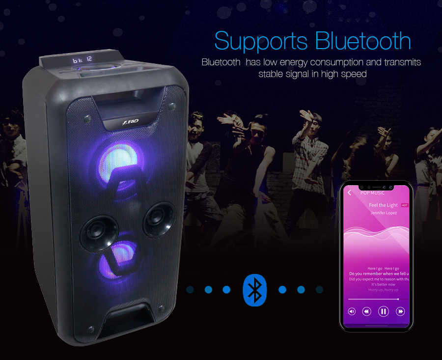 Bluetooth Supports
